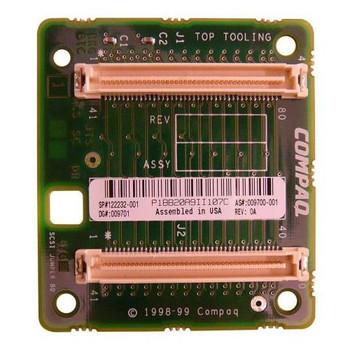 009700-001 Compaq Integrated Smart Array Controller Raid-on-a-chip SCSI Jumper Board