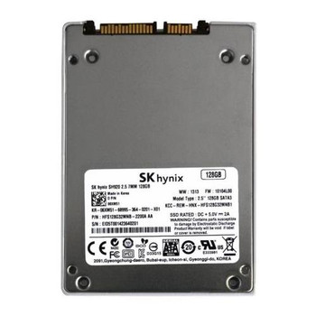 06XM51 Dell 128GB MLC SATA 6Gbps 2.5-inch Internal Solid State Drive (SSD)