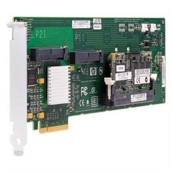 229202-001 HP PCI-X Dual Port SCSI Ultra160 RAID Controller Card with 128MB Cache for HP Modular Smart Array 500/1000