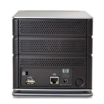 GX667AA#ABA HP Media Vault Pro mv5140 Network Storage Server Marvell SOC 1TB USB (Refurbished) GX667AA ABA