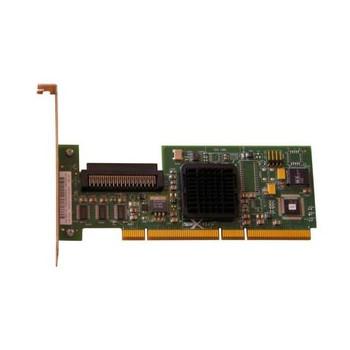 332541-002 HP StorageWorks Single Channel 64-Bit 133MHz Ultra-320 SCSI PCI-X Controller Card