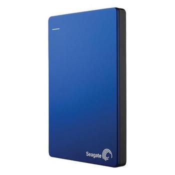 STDR2000102 Seagate Backup Plus Slim 2TB USB 3.0 2.5-inch External Hard Drive (Blue) (Refurbished)
