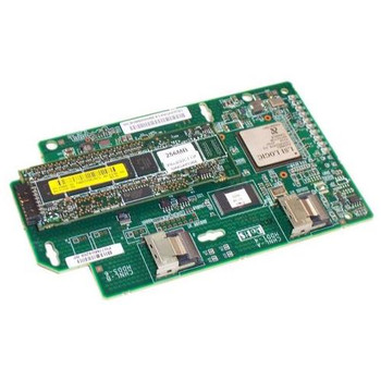 512867-B21 HP Smart Array P400i PCI-Express 8-Channel Serial Attached SCSI (SAS) RAID Controller Card with 512MB BBWC (Battery Backed Write Cache)