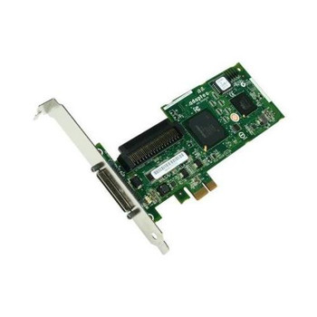 29320LPE Adaptec SCSI Card Ultra320 SCSI PCI Express x1 Plug-in Card 2 SCSI Port(s)