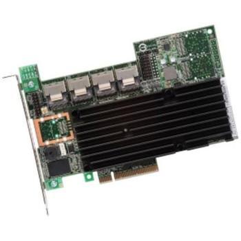 LSI00208 LSI MegaRAID SAS 9260-16i 512MB Cache 16-Port SAS 6Gbps / SATA 6Gbps PCI Express 2.0 x8 RAID 0/1/5/6/10/50/60 Controller Card
