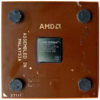 AXDA2700DKV3D AMD Athlon XP 2700 2.167GHz 333MHz FSB 256KB L2 Socket A CPU