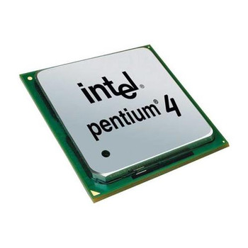 BX80532PE2400D Intel Pentium 4 1 Core 2.40GHz PGA478 512 KB L2 Processor
