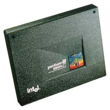 122637-001 Compaq Pentium III Xeon 1 Core 500MHz Slot 2 2 MB L2 Processor