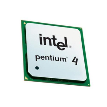 SL63X-1 Intel Pentium 4 1 Core 1.80GHz PGA478 512 KB L2 Processor