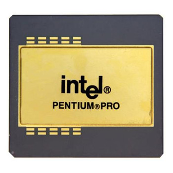 KB80521EX200-4 Intel Pentium Pro 2 Core 200MHz Socket 8 Desktop Processor