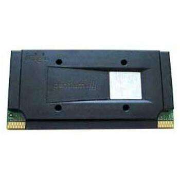 4H234 Dell Pentium III 1 Core 1.00GHz SECC2 256 KB L2 Processor
