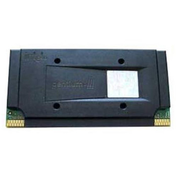 04338E Dell Pentium III 1 Core 1.00GHz SECC2 256 KB L2 Processor