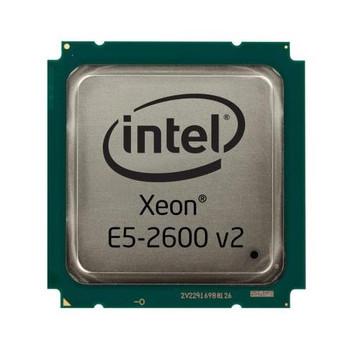 46W2756 IBM Xeon Processor E5-2630 V2 6 Core 2.60GHz LGA 2011 15 MB L3 Processor