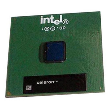 003KJH Dell Celeron Mobile 1 Core 550MHz Micro-PGA2 128 KB L2 Processor
