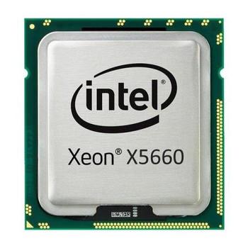 026X2X Dell Xeon Processor X5660 6 Core 2.80GHz LGA1366 12 MB L3 Processor