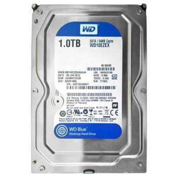 WD10EZEX-60M2NA0 Western Digital 1TB 7200RPM SATA 6.0 Gbps 3.5 64MB Cache Caviar Hard Drive