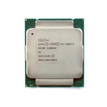 J6S66AV HP Intel Xeon E5-1603v3 2.8 10m 1866 4c Processor Upgrade