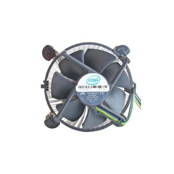 DTC-AAL03 Intel Copper Core Heat Sink Fan for Socket 775