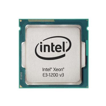 CM8064601575329S Intel Xeon Processor E3-1281 V3 4 Core 3.70GHz LGA 1150 8 MB L3 Processor