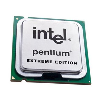 BX80553965 Intel Pentium Extreme 965 2 Core 3.73GHz LGA775 4 MB L2 Processor