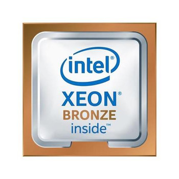872007-B21 HPE Xeon Bronze Processor 3106 8 Core 1.70GHz LGA 3647 11 MB L3 Processor