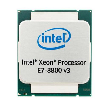 831505-001 HP Xeon Processor E7-8890 V3 18 Core 2.50GHz LGA 2011 45 MB L3 Processor