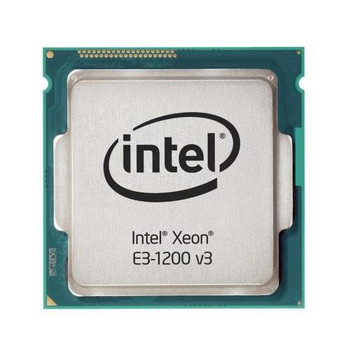 G5L83AV HP Xeon Processor E3-1281 V3 4 Core 3.70GHz LGA 1150 8 MB L3 Processor