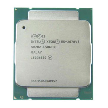 E5-2678V3 Intel Xeon Processor E5-2678 V3 12 Core 2.50GHz LGA 2011 30 MB L3 Processor