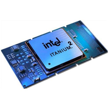9150N Intel Itanium 2 9150N 2 Core 1.60GHz PPGA611 24 MB L3 Processor