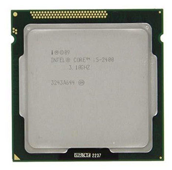 1355938 Intel Core i5 Desktop i5-2400 4 Core 3.10GHz LGA 1155 6 MB L3 Processor