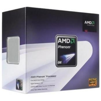 HD8650WCJ3BGH AMD Phenom X3 Triple-Core 8650 2.30GHz 3600MHz FSB 2MB L3 Cache Socket AM2+ Processor OEM