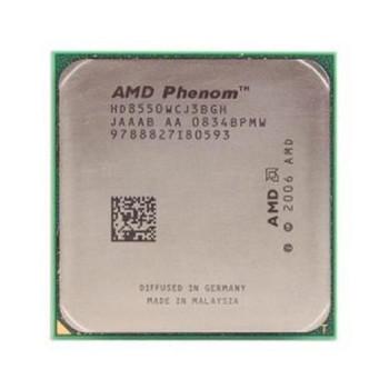 HD8550WCJ3BGH AMD Phenom X3 8550 Triple-Core 2.20GHz 2MB L3 Cache Socket AM2 PGA-940 Processor