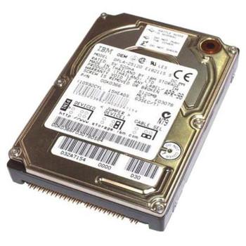 00AD040 IBM 1TB 7200RPM SATA 6.0 Gbps 2.5 64MB Cache Hard Drive