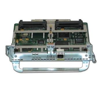 NM-1FE2W Cisco 1 port 10by100 Ethernet 2 WIC Slots Network Module (Refurbished)