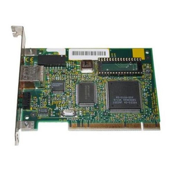 010555-001 HP NC3134 2-Port 64-Bit PCI-X 10/100Base-T Fast Ethernet Network Interface Card (NIC)