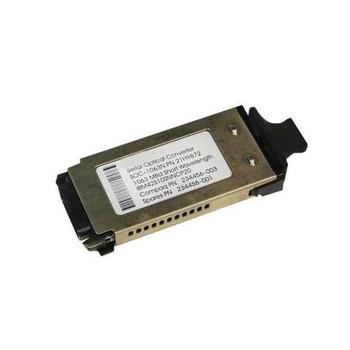 234456-002 HP 1Gbps Short Wave Fibre Channel SC Connector GBIC Transceiver Module