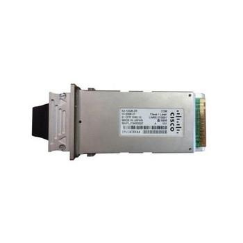 X2-10GB-ZR Cisco 10Gbps 10GBase-ZR Single-Mode Fibre 80km 1550nm Duplex SC Connector X2 Transceiver Module