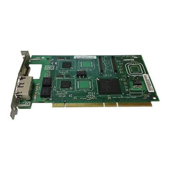 010388-001 HP NC3134 2-Port 64-Bit PCI-X 10/100Base-T Fast Ethernet Network Interface Card (NIC)