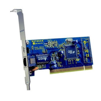 FA311 Netgear Network Adapter PCI 1 x RJ-45 10/100Base-TX