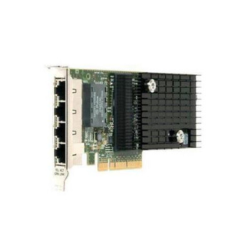 501-7606 Sun Quad Port PCI-Express x8 Gigabit Ethernet UTP Low Profile Network Adapter