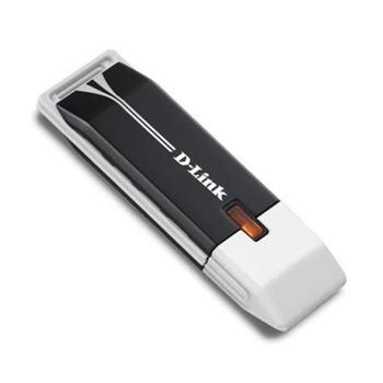 DWA-140 D-Link RangeBooster N 300Mbps Wireless N 802.11g/n USB 2.0 Network Adapter