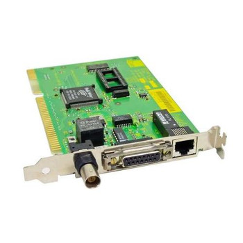02-0021-001 3Com Etherlink III 1-Port 16-Bit Network Interface Card (Refurbished)