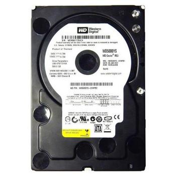 WD5000YS-01MPB1 Western Digital 500GB 7200RPM SATA 3.0 Gbps 3.5 16MB Cache RE2 Hard Drive