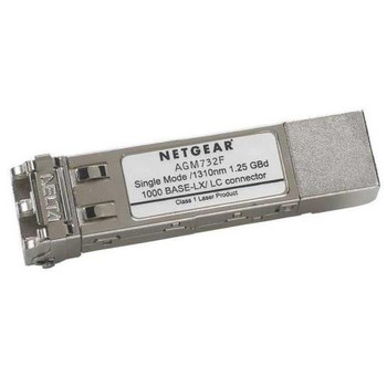 AGM732F NetGear 1000Base-LX SFP 1310nm 10km Transceiver Module