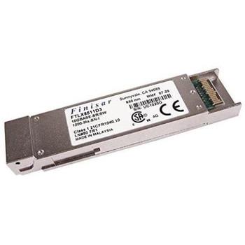 FTLX-8511D3 Finisar 10Gbps 10GBase-SR Multi-mode Fiber 300m 850nm Duplex LC Connector XFP Transceiver Module