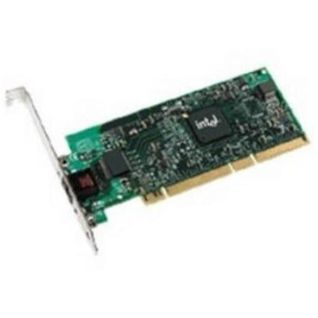 PWLA8490XT Intel PRO/1000 XT Network Adapter PCI-X 1 x RJ-45 10/100/1000Base-T