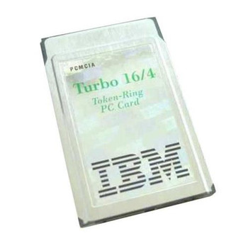 85H3656 IBM Lenovo 16/4 PCMCIA Turbo Token Ring PC Card