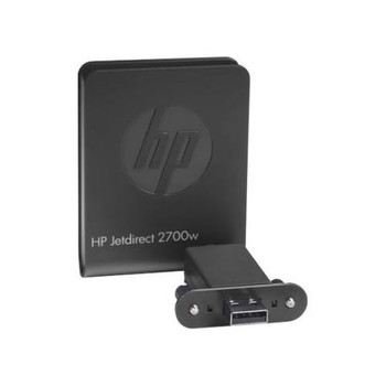 J8026A HP Jetdirect 2700w USB Wireless Print Server Wi-Fi IEEE 802.11n USB External