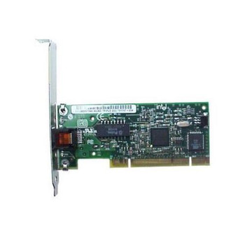 PILA8460C3 Intel PRO/100 S Network Adapter PCI 1 x RJ-45 10/100Base-TX