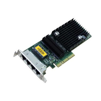 X4447A Sun Quad Port PCI-Express x8 Gigabit Ethernet UTP Low Profile Network Adapter